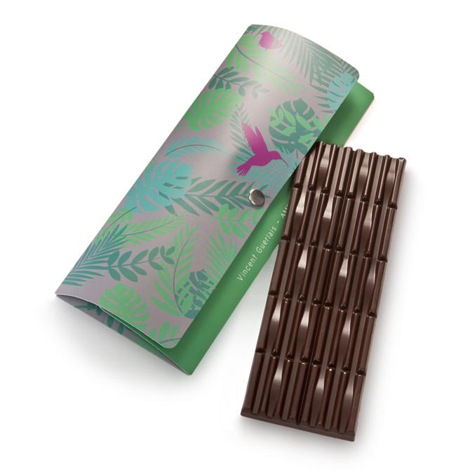 Tablette pure origine Brésil - 62% de cacao