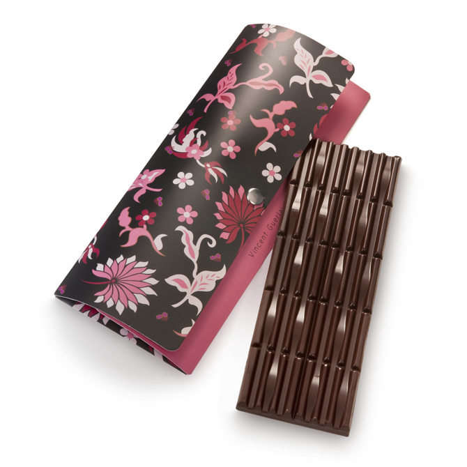 Tablette pure origine Indonésie - 75% de cacao