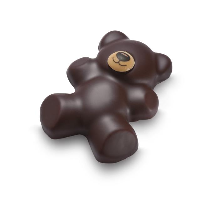 Bouchée ours guimauve-Chocolat noir
