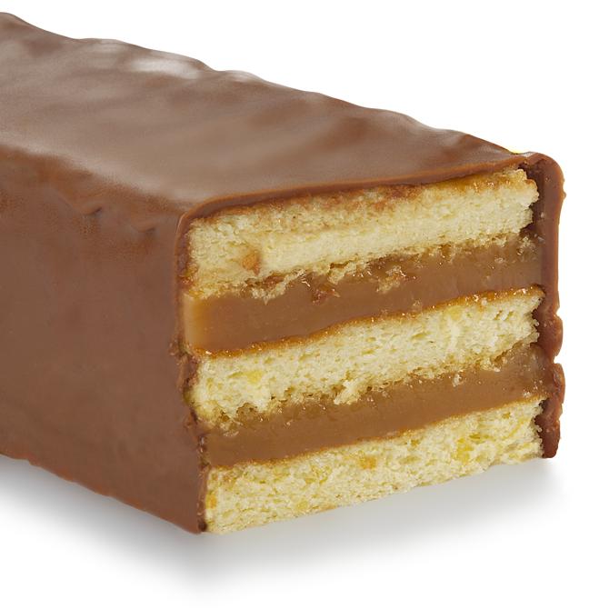 Gâteau de voyage au caramel