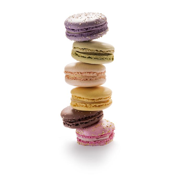 Macarons - 03 Avril 2020 - 16H00-19H00