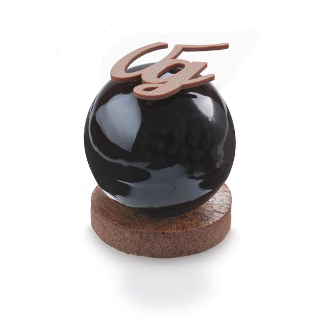 Bulle de saveur tout chocolat - 8 Parts