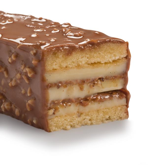 Gâteau de voyage à la vanille