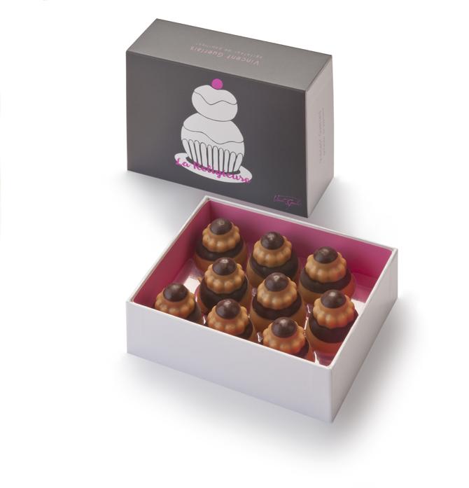 Religieusement chocolat-La boîte de 9