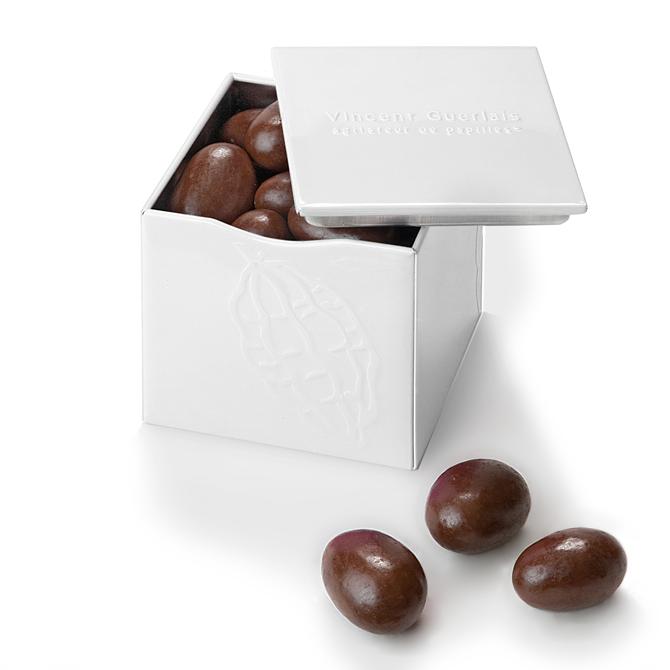 boîte de chocolat dulce